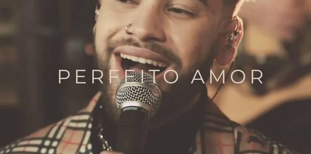 Kemuel divulga clipe da canção Perfeito Amor