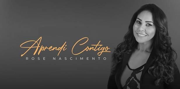 Rosa Nascimento lança novo single - Aprendi Contigo