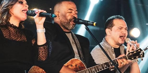 Álbum inédito marca reencontro histórico de Davi Sacer e Trazendo a Arca - O Encontro