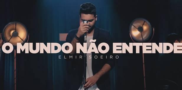 """Elmir Soeiro lança clipe da canção """"O Mundo Não Me Entende"""""""