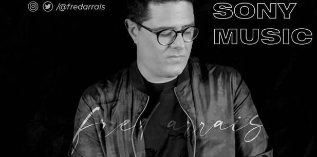 Fred Arrais é a nova contratação da Sony Music