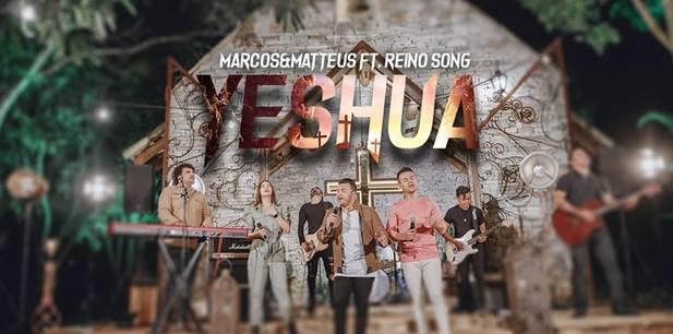 Marcos e Matteus lançam novo single, com participação do Ministério Reino Song - Yeshua
