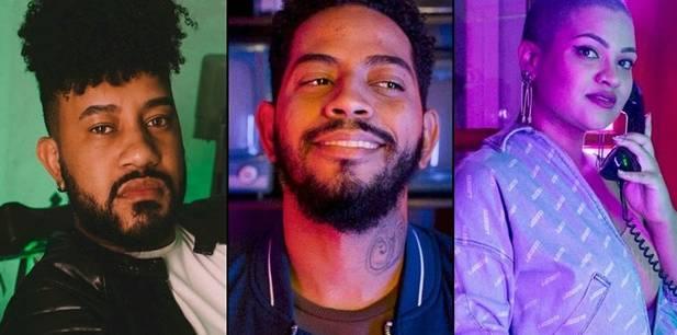 """O Grupo Preto no Branco com nova formação, lança o Single e clipe de """"Tamo Junto"""""""