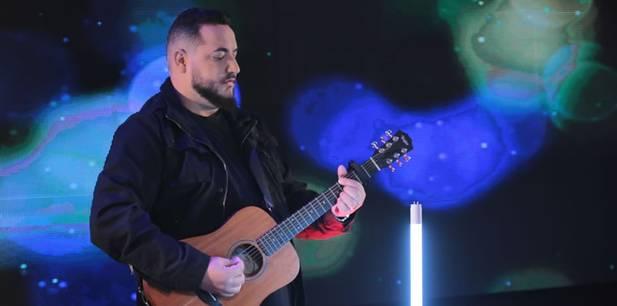 """Juan Raposo lança """"A Vida Me Alcançou"""", seu primeiro single pela Central Gospel Music"""