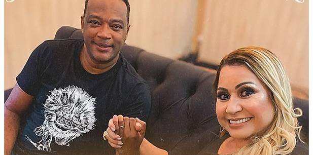 """Sandra Lima regrava """"Ele não desiste de você"""" com participação de Marquinhos Gomes"""