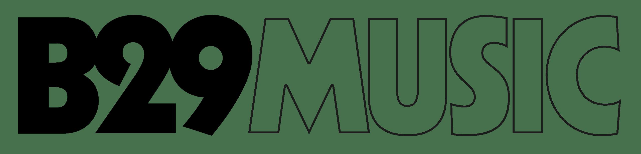 B29 music logo