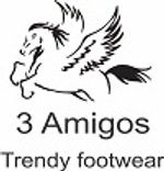3AMIGOS TRENDY FOOTWEAR