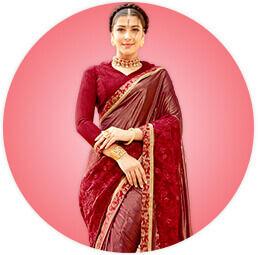 festival porter saree