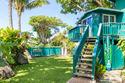 Ocean View Treehouse @ Mangolani Inn - Paia - Mango treehouse stairs