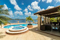 Cielos Azules... Luxurious waterfront villa in gated Pointe Pirouette, close to Maho & Mullet Bay! - Cielos Azules... 5BR vacation renatl villa waterfront in Pointe Pirouette, St Maarten