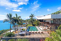 EMERAUDE...  Fabulous WOW villa! GORGEOUS, modern oceanfront villa in beautiful Indigo Bay!  Must see!! - Emeraude ... 4 BR rental villa overlooking Indigo Bay beach, Dutch St Maarten