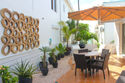 COCO BEACH  HOUSE... Charming refurbished 2BR on Simpson Bay Beach - Coco Beach House, Simpson Bay, SXM