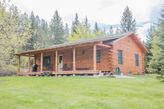 Tenderfoot Creek Cabin