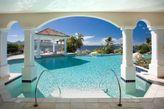 LA SALAMANDRE...6 BR Luxe villa, private beach