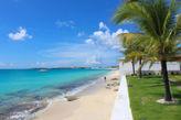 UNFORGETTABLE... Beachfront contemporary condo on fabulous beach!