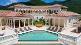 LES JARDIN DE BELLEVUE...Spetacular, one of a kind deluxe villa with breathtaking views!