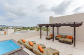 CORFU... Penthouse w/ Private Pool at Porto Cupecoy, St Maarten