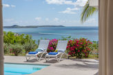 VILLA SEA DREAM...Wonderful 3 BR with ocean and sunset views in Happy Bay, St Martin