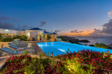 OCEAN 5 ... Gorgeous modern villa in Happy Bay!  Everything is pristine and top quality!
