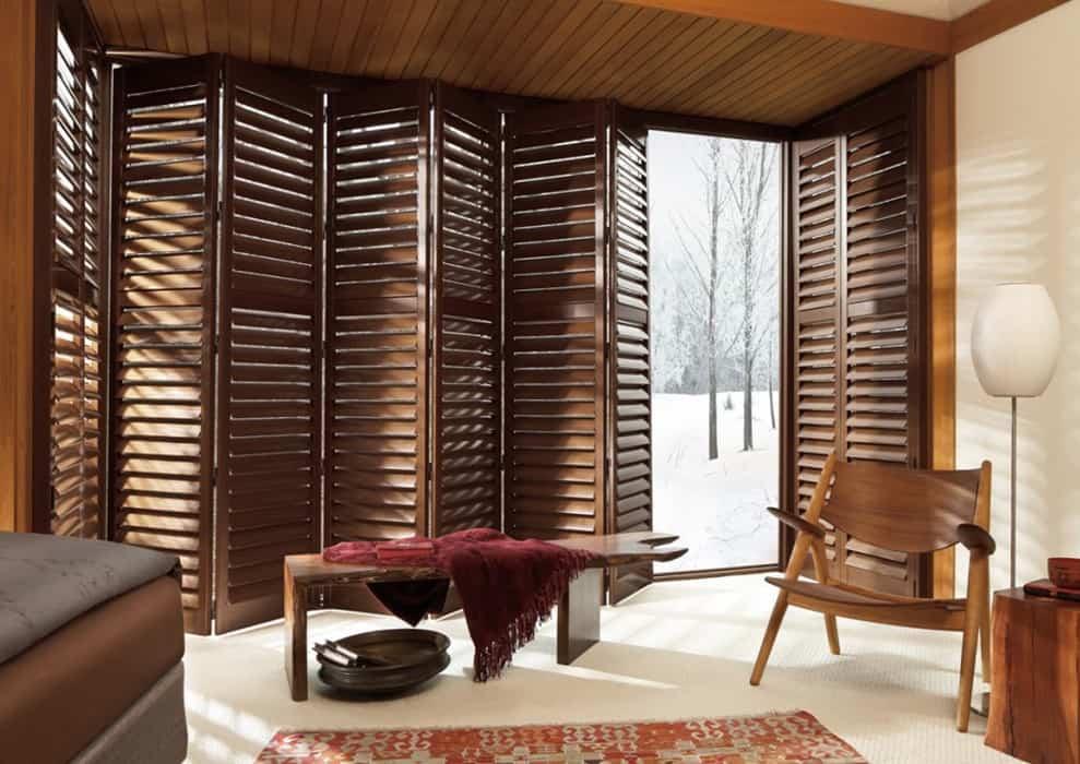 Fabulous Shutters en houten jaloezieën in je woonkamer | Shutterkoning AC59