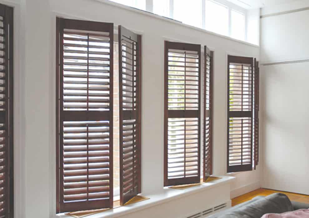 Favoriete Shutters en houten jaloezieën in je woonkamer | Shutterkoning AJ11