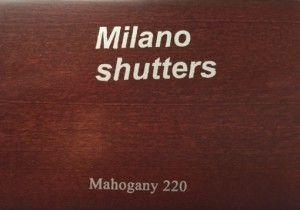 220 Mahogany
