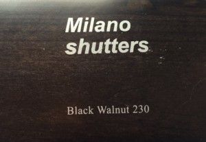 230 Black Walnut