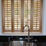 houten shutters natural line