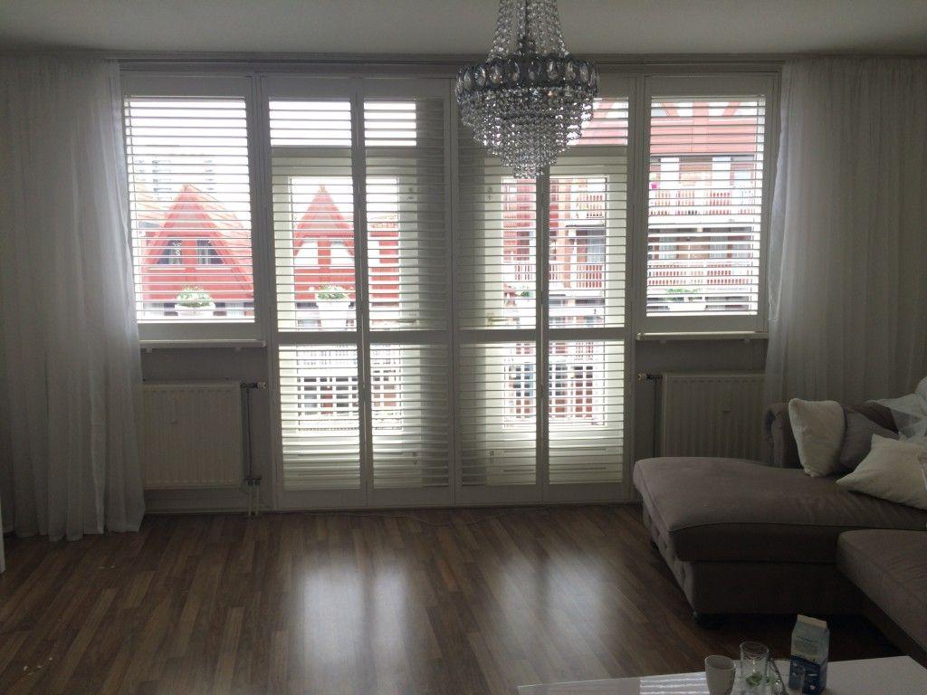 Vaak Shutters en houten jaloezieën in je woonkamer | Shutterkoning SL56