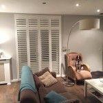 shutters woonkamer