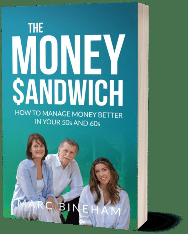 The Money Sandwich Book - Retirement planning advice for the Sandwich Generation