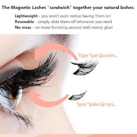 The Magnetic Lash - Redesigned!