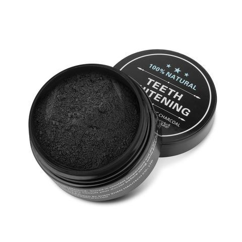 Charcoal Teeth Whitening Powder (100% Natural)