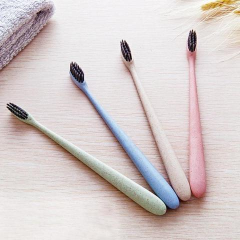 Ultra Soft Charcoal Toothbrush