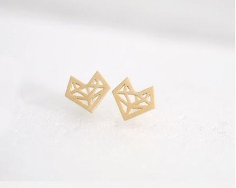 Foxy Stud Earrings
