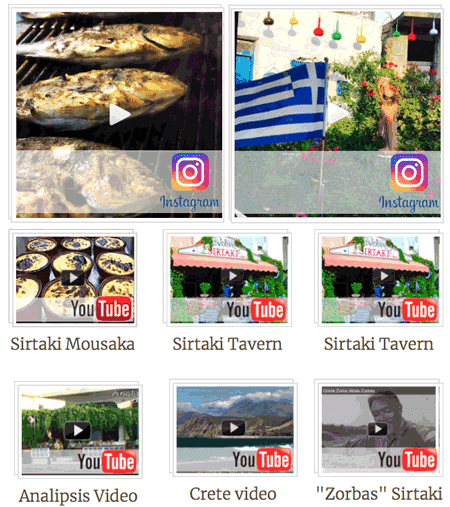 Click to View Sirtaki videos