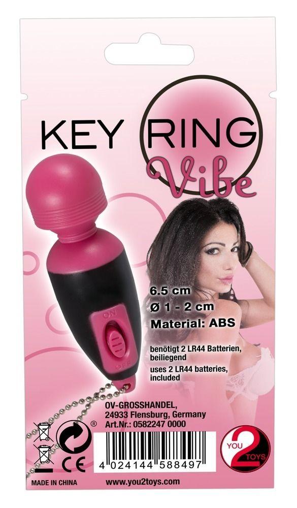 Вибратор - Брелок Key Ring Vibe