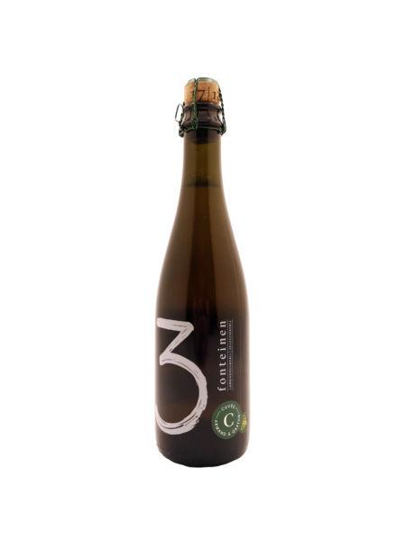 Oude Geuze (Cuvée Armand & Gaston Honing) Sæson 2017/2018 blend #57 375 ml Brouwerij 3 Fonteinen