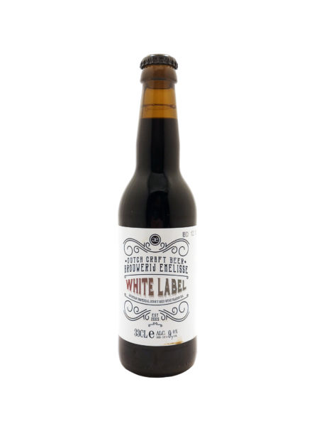 White Label Russian Imperial Stout BA Red Wine Blend 2017 Brouwerij Emelisse