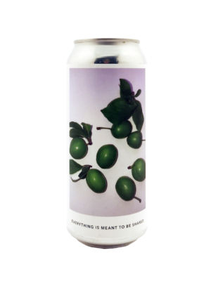 Everything is Meant To Be Shared Evil Twin Brewing NYC