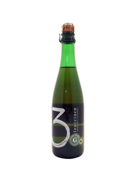 Oude Geuze Sæson 2016/2017 blend #30 375 ml Brouwerij 3 Fonteinen