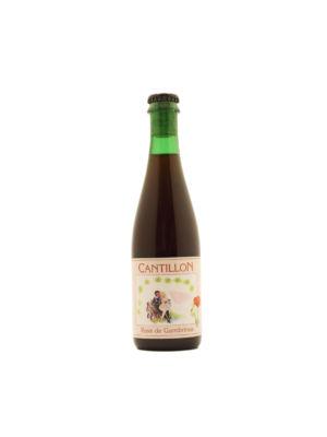 Rosé de Gambrinus 2018 375 ml Brasserie Cantillon