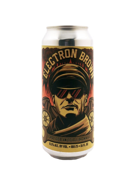 Electron Brown Old Nation Brewing Co.