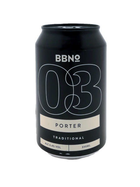 03 Porter - Traditional Brew By Numbers