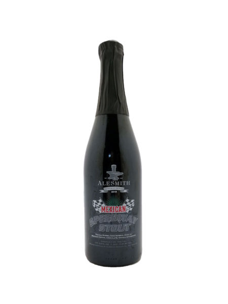 Mexican Speedway Stout BA Tequila Alesmith Brewing Co.