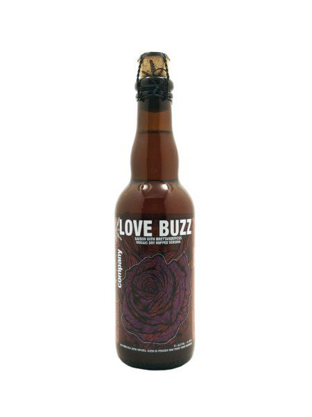 Love Buzz Mosaic Anchorage Brewing Co.
