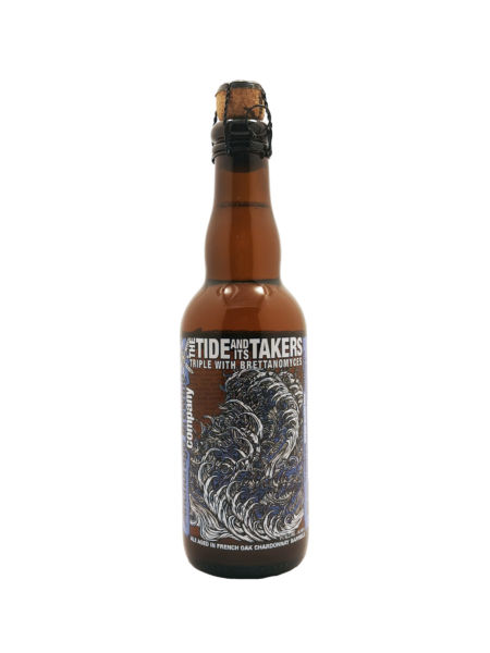 The Tide and Its Takers Anchorage Brewing Co.