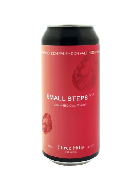 Small Steps No1 Three Hills Brewing