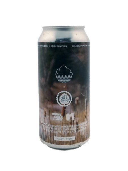 From Mountains Rivers Flow Cloudwater Brew Co.