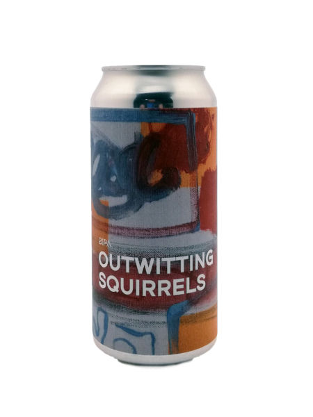 Outwitting Squirrels Boundary Brewing